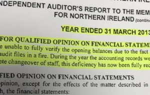 Charter NI continued to receive public money after fire destroyed audit files