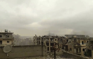 Evacuation of residents in eastern Aleppo begins