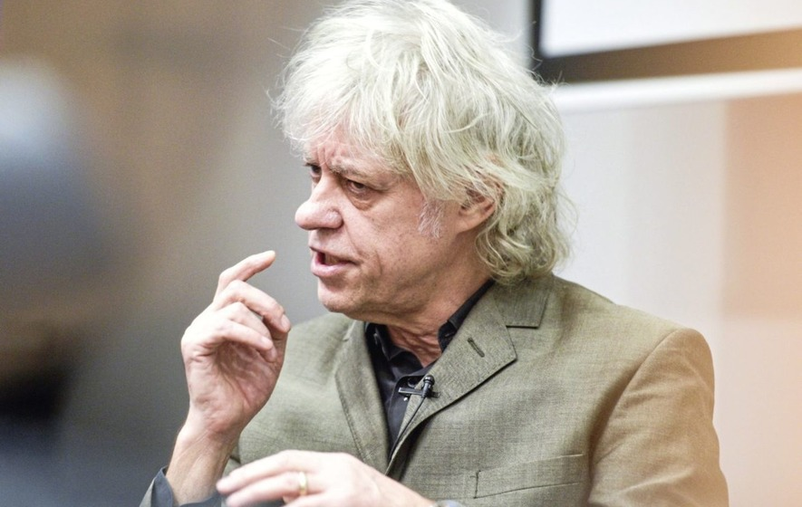 EU doesn't work says anti-Brexit campaigner Bob Geldof
