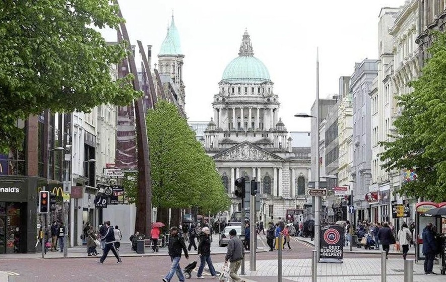 Belfast businesses forced to close for day due to burst water mains