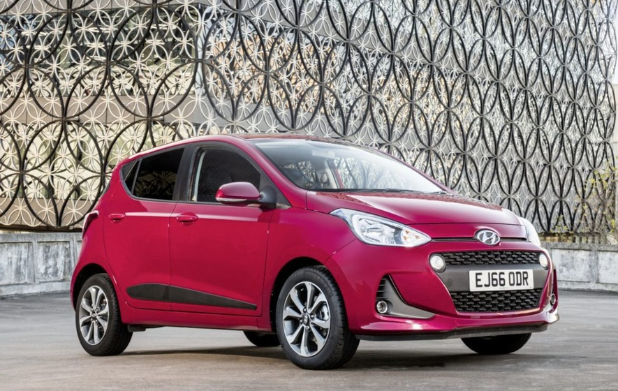 Updated i10 should keep Hyundai at front of class