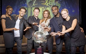 Actor Danny Mac is favourite to be crowned Strictly champion