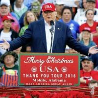 Donald Trump tweets China should keep seized drone