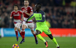 Liverpool focused on task at hand at Everton insists Sadio Mane