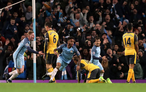 Manchester City strike back to defeat Arsenal