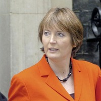 Labour MP Harriet Harman says Northern Ireland women still not on equal footing with men
