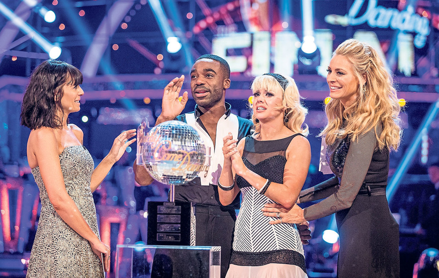 Strictly Come Dancing champion Ore Oduba looks ahead to family time