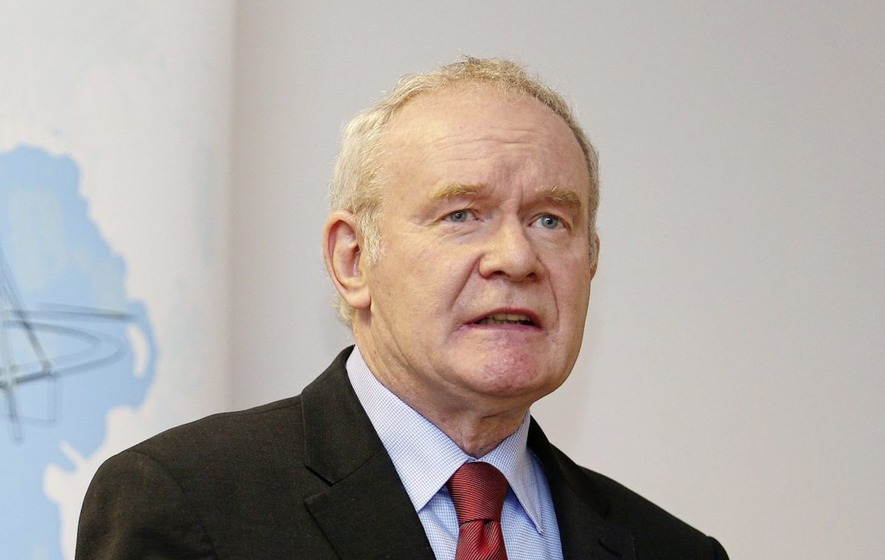 Sinn Fein refuses to clarify Martin McGuinness health problems