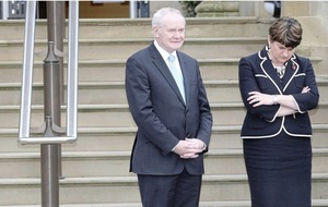 Stormont government in crisis as McGuinness delivers ultimatum to Foster