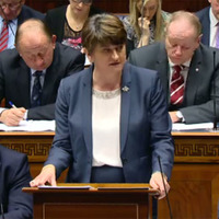 Arlene Foster's statement on the Renewable Heating Incentive