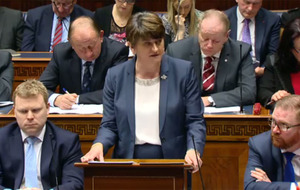 Arlene Foster survives vote of no confidence over RHI scandal