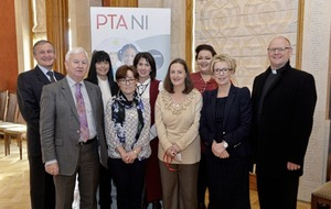 Parents and volunteers congratulated at Stormont