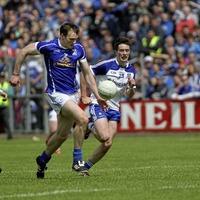 Cavan's Gearóid McKiernan ruled out for 'six-to-eight weeks' with knee injury