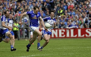 Cavan's Gearóid McKiernan ruled out for 'six-to-eight weeks' with knee injury