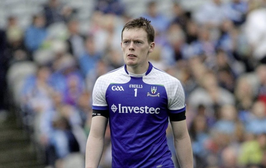 'We haven't gone away' declares Monaghan goalkeeper Rory Beggan