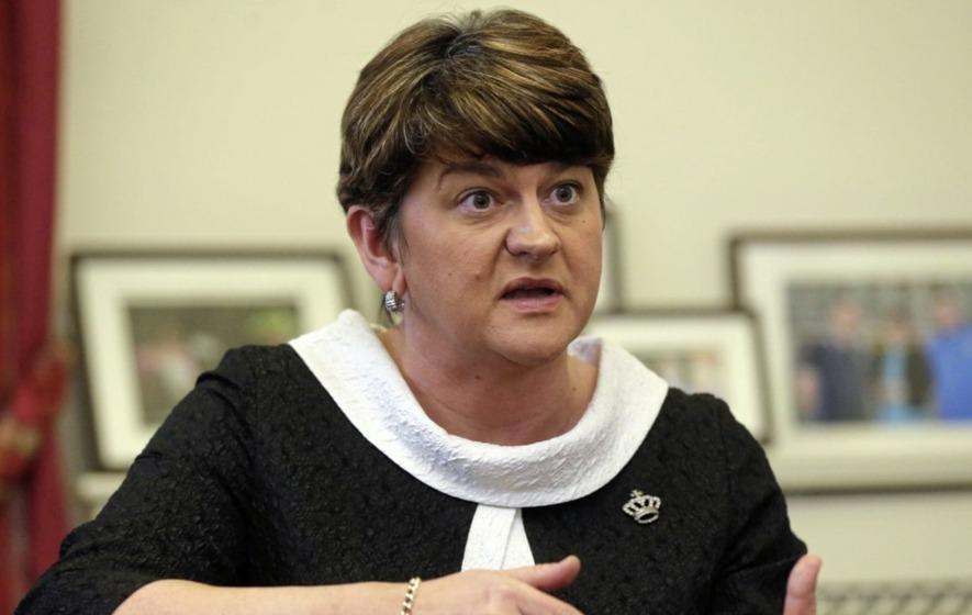Jim Gibney: Arlene Foster's future is in Sinn Fein's hands
