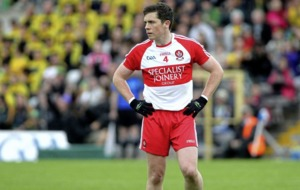 Injury-hit Dermot McBride unlikely to feature for Derry in 2017