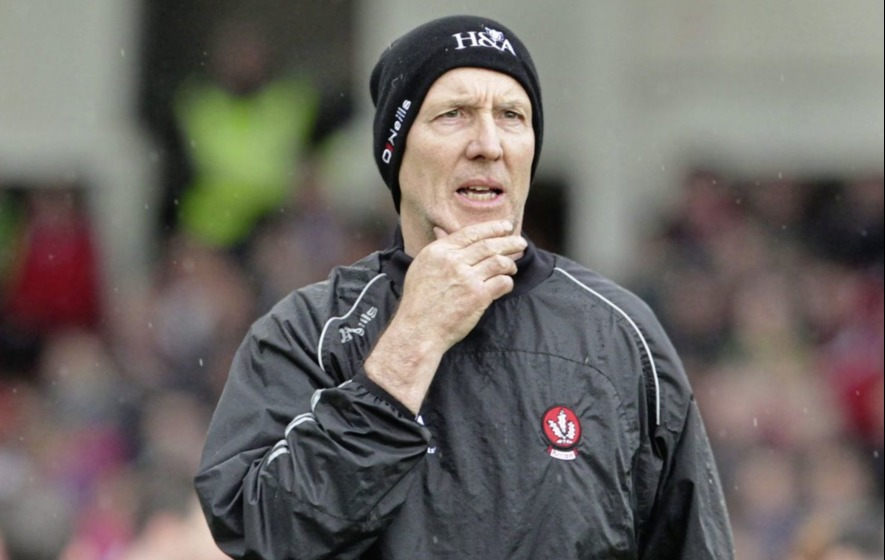 McKenna Cup 'took a toll' on us last year says Derry boss Damian Barton