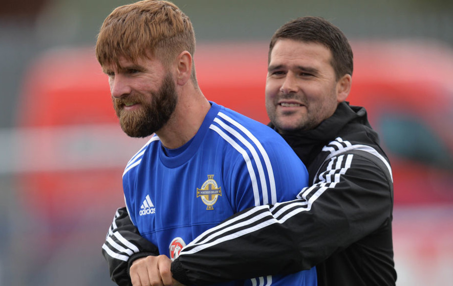 Paddy McCourt to leave Glenavon
