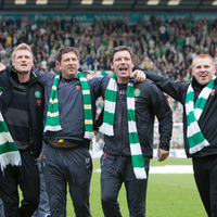 Neil Lennon reveals he suffered from depression during Hibernian's run to title