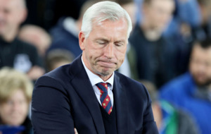 Alan Pardew is sacked by Crystal Palace
