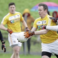 Antrim's Michael McCann calls time on county career