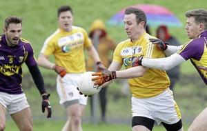 Antrim's Michael McCann calls time on county career