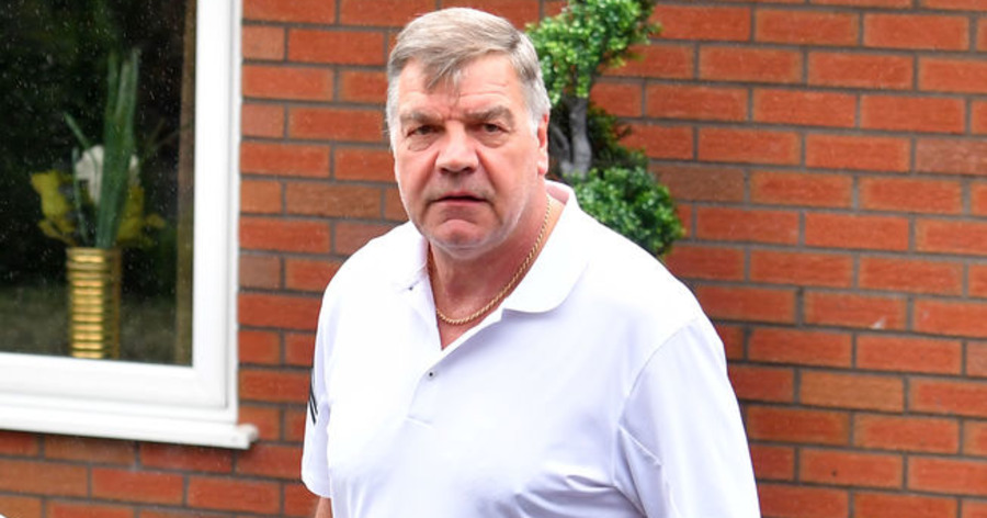 sam allardyce in the frame after crystal palace sack alan. Black Bedroom Furniture Sets. Home Design Ideas