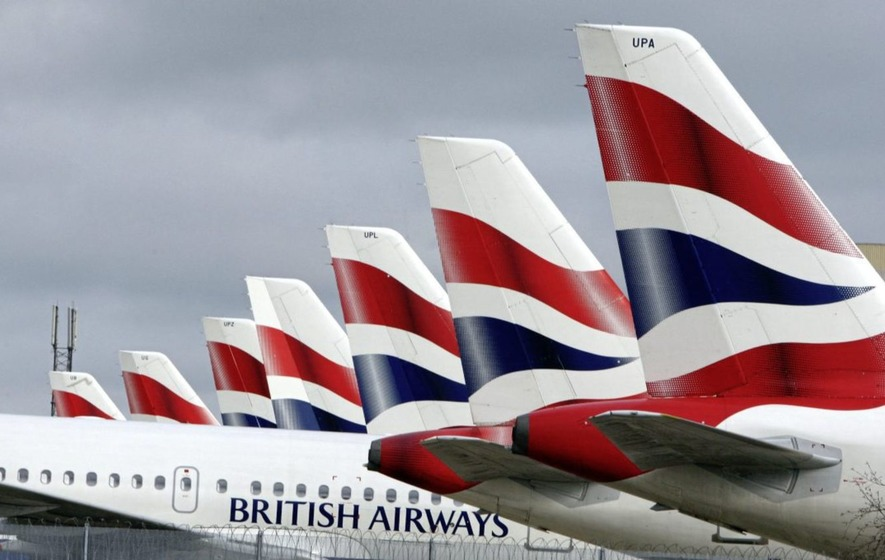 British Airways cabin crew festive strikes suspended, Unite says