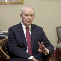 Martin McGuinness may 'step aside' as Deputy First Minister