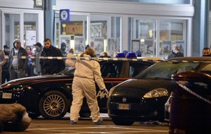 Berlin Christmas market attack suspect shot dead in Milan