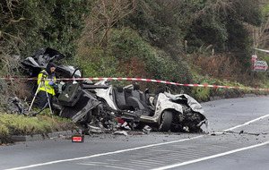 Woman from north killed in two-car collision in Donegal