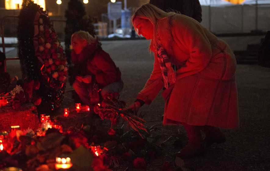 Terrorism unlikely cause of Russian plane crash, says transport minister