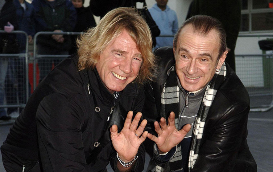 Status Quo's Francis Rossi says 'Rick Parfitt part of my story for 50 years'