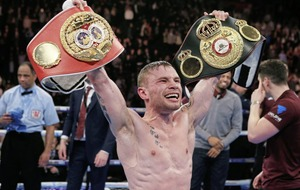 Carl Frampton leads the way in frustrating year for Irish boxing