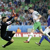 Robbie Brady's Italian job and perfect night in Vienna caps a year to remember