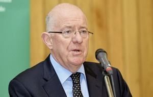 Charlie Flanagan lashes British over lack of Brexit clarity