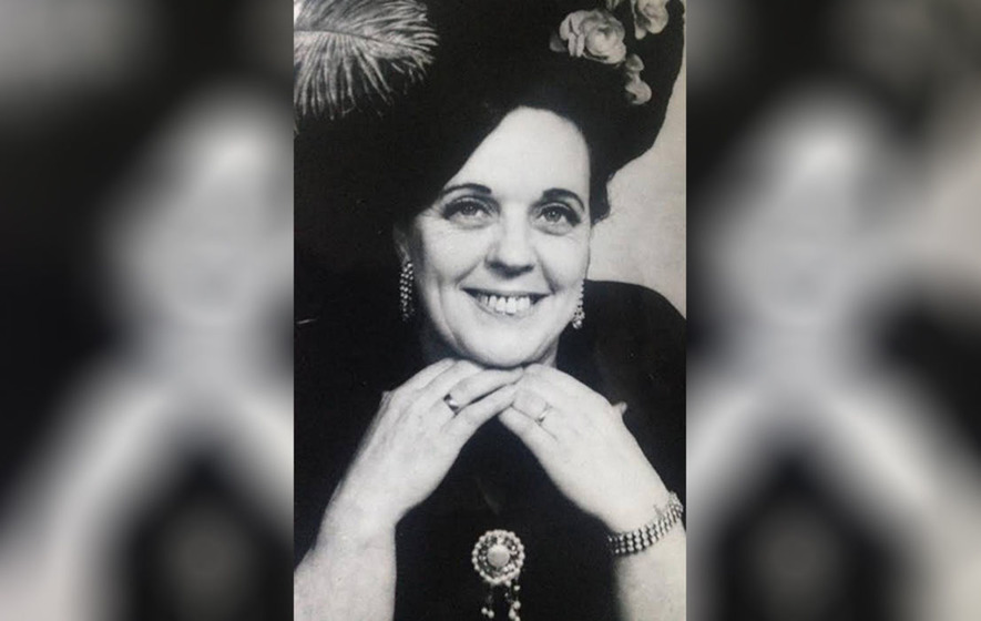 Lives Remembered: Comedienne Marjorie Rea was mainstay of cabaret scene