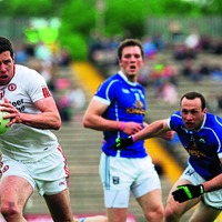 Sean Cavanagh could make all the difference for Tyrone at full-forward reckons Mark Donnelly