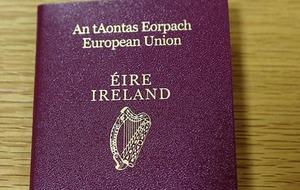 Demand for Irish passports reaches record high