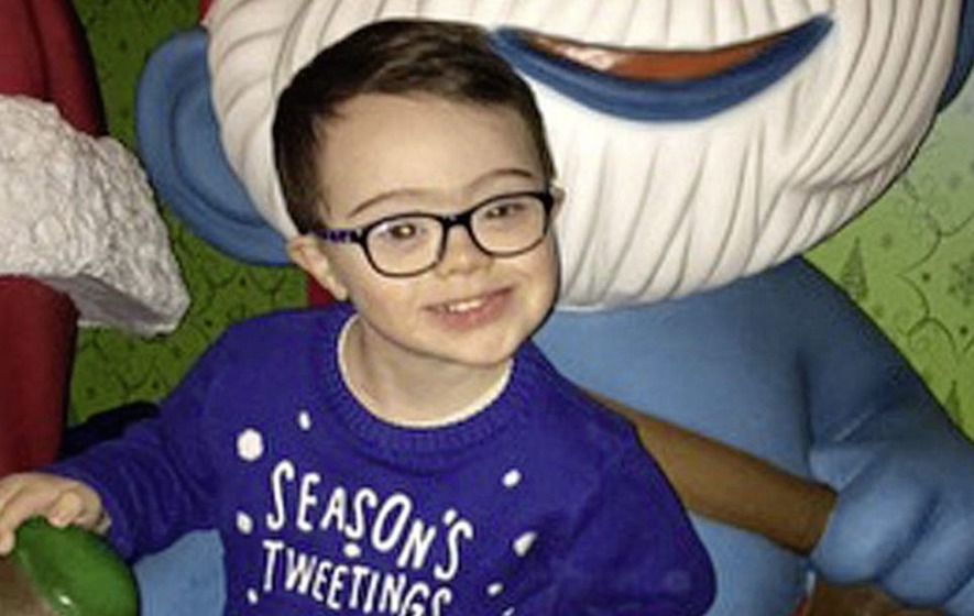 Family pay tribute to Odhran Varney (5) who died on Christmas Day