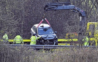 Fatal crash on M2 brings death toll on north's roads to 68 this year
