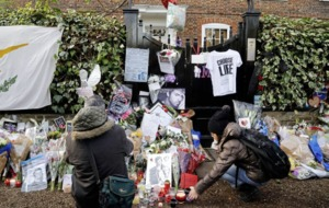 George Michael's family 'touched by outpouring of love' from fans