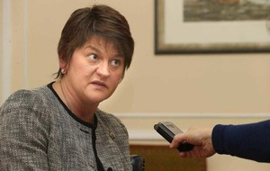 Arlene Foster faces renewed calls for her resignation