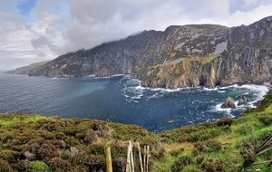 Donegal's Slieve League cliffs see record tourist numbers