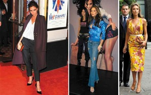 Is Victoria Beckham in line for an OBE?