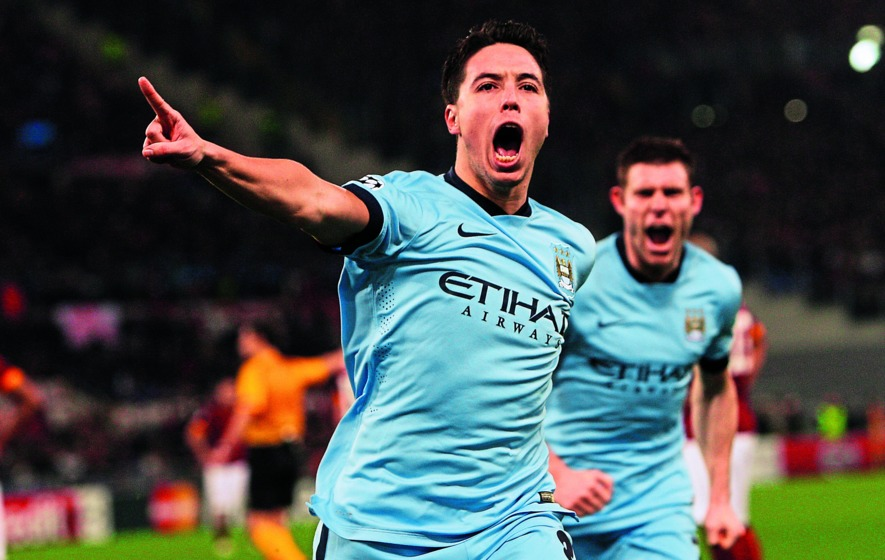 Samir Nasri facing questions over drip treatment in Los Angeles