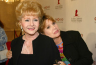 Debbie Reynolds dies one day after her daughter Carrie Fisher