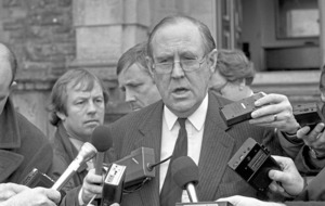 State papers: Britain protested at the Dublin-imposed 'hard border'