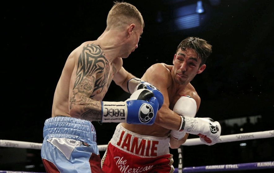Jamie Conlan and Paddy Barnes set to feature on Waterfront Hall boxing bill